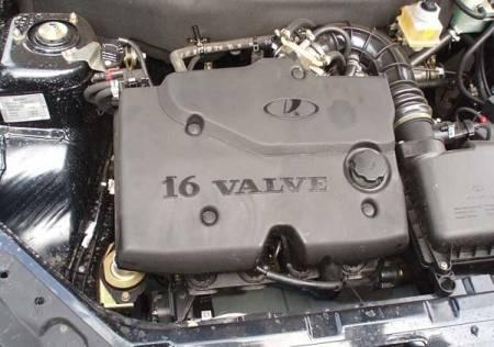 16 клапанный двигатель ВАЗ 2114